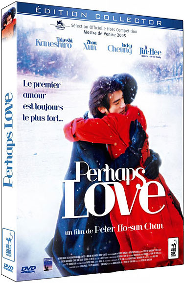 Perhaps love |
