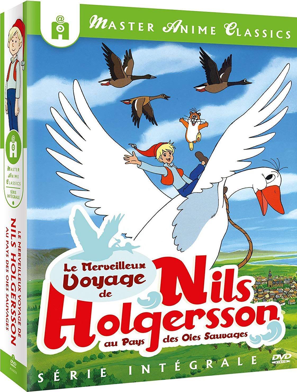 Le  merveilleux voyage de Nils Holgersson au pays des oies sauvages. Intégrale de la série = Nirusu no fushigina Tabi |