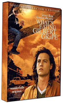 Gilbert Grape  = What's eating Gilbert Grape |