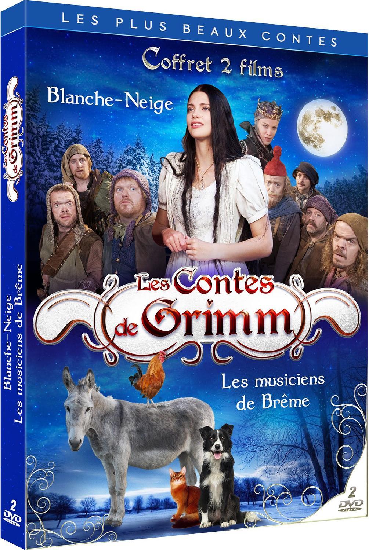 contes de Grimm : Blanche-Neige ; les musiciens de Brême (Les) |