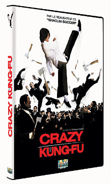 Crazy kung-fu  | Stephen Chow (1962-....)