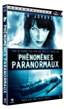Phénomènes paranormaux |