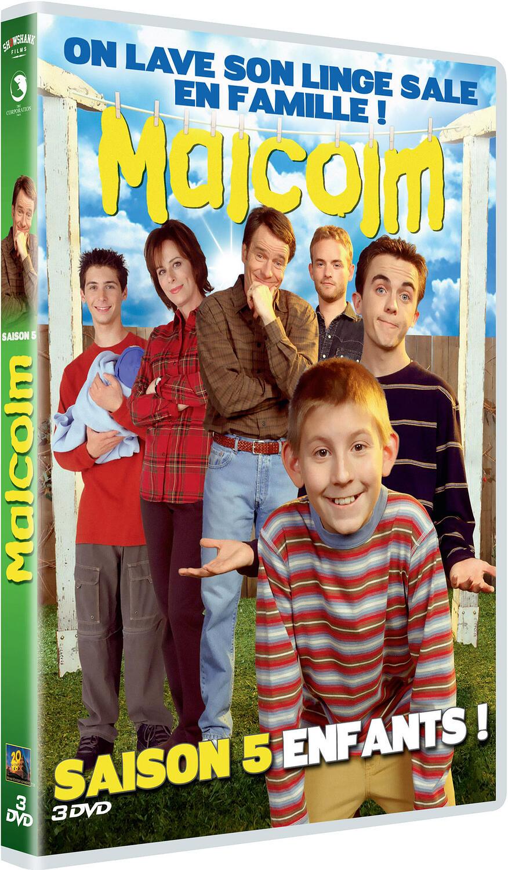 Malcolm : saison 5 |