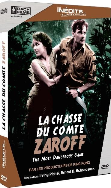 Les chasses du comte Zaroff  |