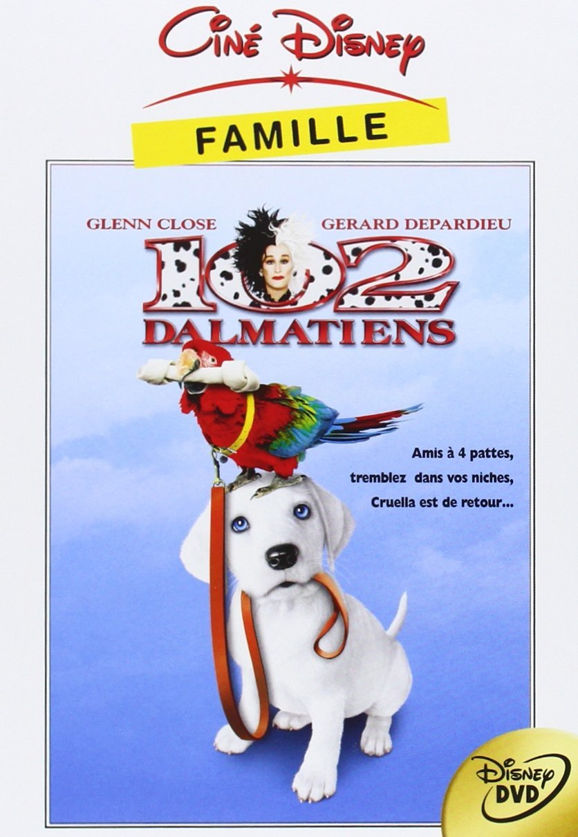 102 dalmatiens (Les) | Lima, Kevin (1962?-....). Réalisateur