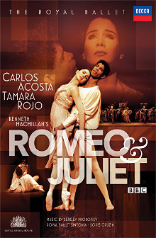 Kenneth McMillan's Romeo & Juliet | Ross MacGibbon (19..-....). Monteur