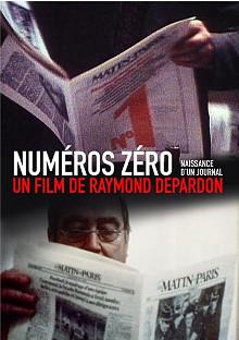 Numéros zéro  : naissance d'un journal |