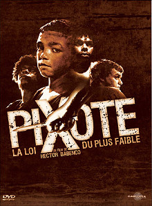 Pixote  : la loi du plus faible = A lei do mais fraco | Hector Babenco (1946-....)