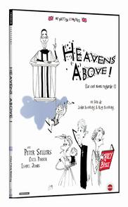 Heavens above ! |