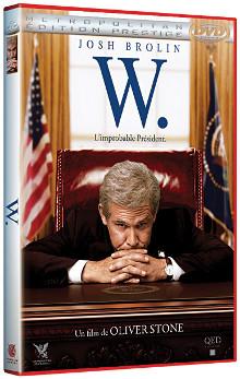W : Improbable président (L') | Oliver Stone (1946-....). Metteur en scène ou réalisateur