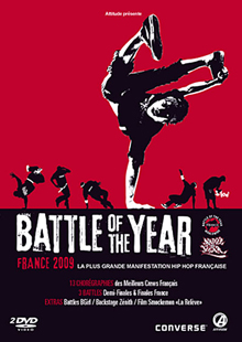 Battle of the year France 2009 |