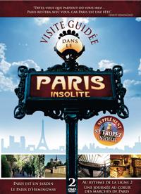 Paris insolite |