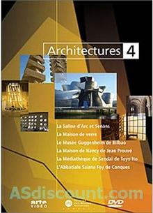 Architectures . 4 | Richard Copans (1947-....)