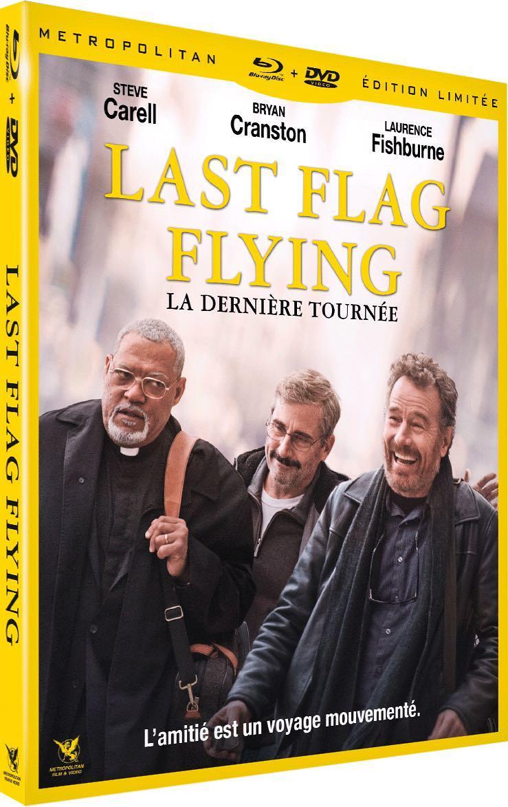 Last Flag Flying | Linklater, Richard (1960-....). Metteur en scène ou réalisateur