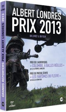 A balles réelles Grands reporters - Prix Albert Londres 2013 |