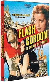 Flash Gordon. L'intégrale de la saison 1 : le soldat de l'espace = Space soldiers |
