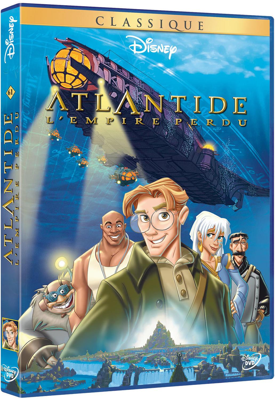 Atlantide, l'empire perdu |