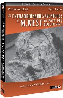 Les  extraordinaires aventures de Mr West au pays des bolcheviks = eobytchainiye priklutcheniya mistera Vesta vstranye Bolchevikov |