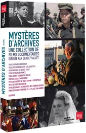 Mystères d'archives. Saison 2 : une collection de films documentaires |