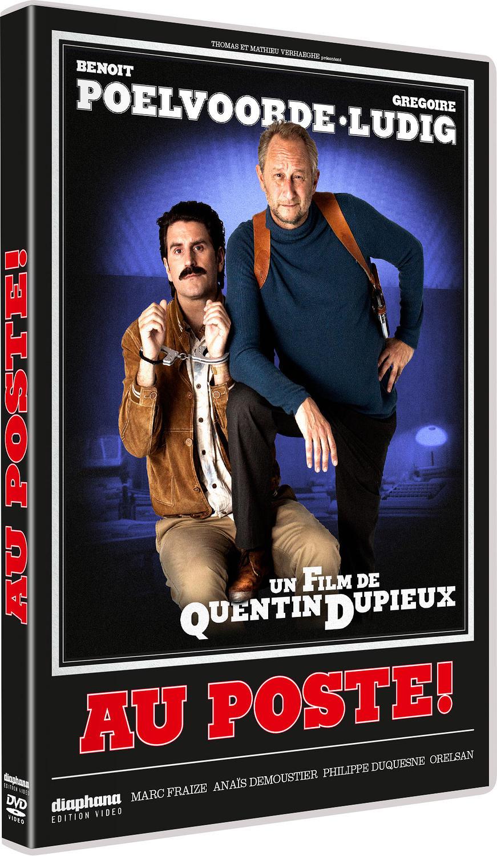 Au Poste ! | Dupieux, Quentin (1974-....). Metteur en scène ou réalisateur